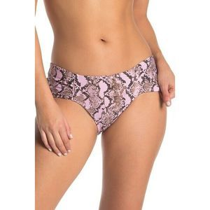 Rachel Rachel Roy Bikini Bottom XL Snake Print